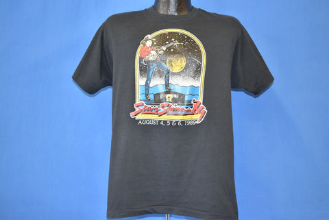 80s WE Fest 1989 Camping & Country Music t-shirt Large