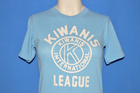 70s Kiwanis League Baseball t-shirt Youth Large