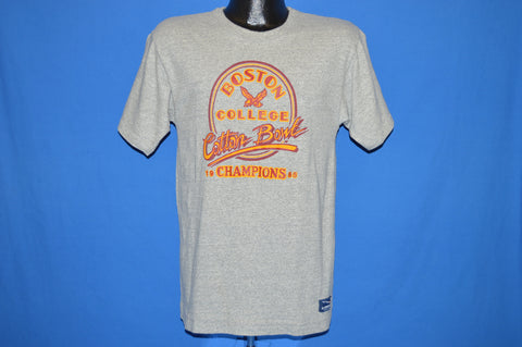 80s Boston College Eagles 1985 Cotton Bowl Champs t-shirt Small