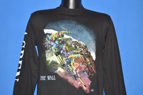 80s Ski Aspen The Wall Long Sleeve t-shirt Small