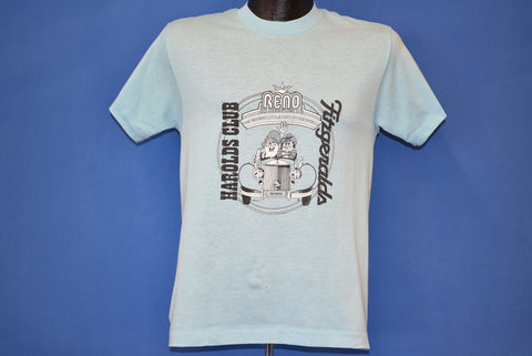 80s Harolds Club Fitzgeralds Reno t-shirt Small