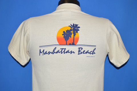 80s Manhattan Beach California Surfboards t-shirt Small