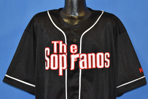 90s The Sopranos Baseball Jersey Extra Large