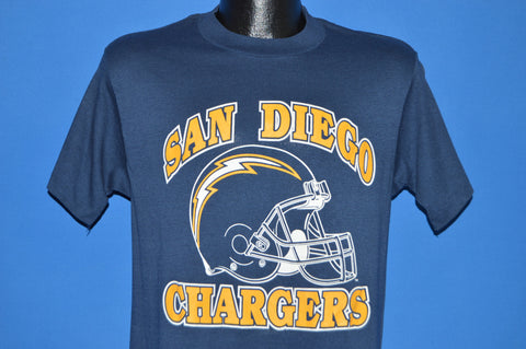 80s San Diego Chargers t-shirt Medium