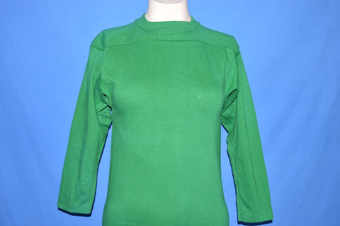 50s Russell Athletic Green Jersey t-shirt Youth Medium