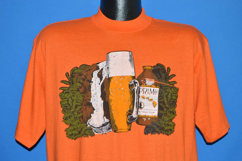 60s Primo Beer Hawaii Pocket t-shirt Extra Large