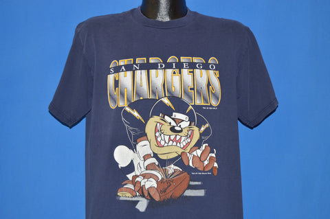 90s San Diego Chargers Tasmanian Devil t-shirt Large