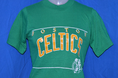 80s Boston Celtics Green t-shirt Extra-Small