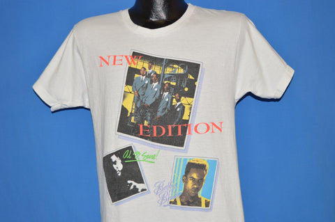 80s Bobby Brown New Edition Heartbreak Tour 1988 t-shirt Large