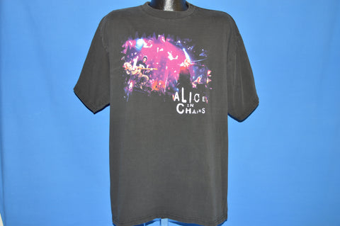 90s Alice In Chains MTV Unplugged t-shirt Extra Large