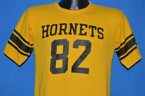70s Hornets Striped #82 Jersey t-shirt Small