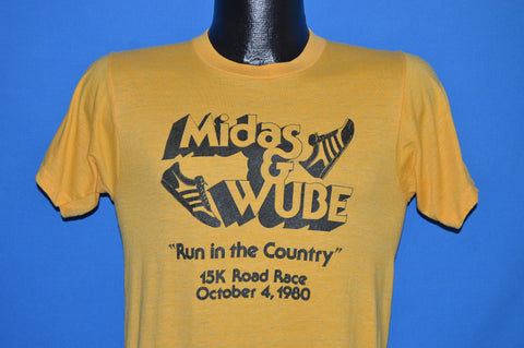 80s Midas & WUBE Run In The Country t-shirt Small