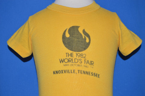 80s World's Fair 1982 Knoxville t-shirt Baby 18-24 Months