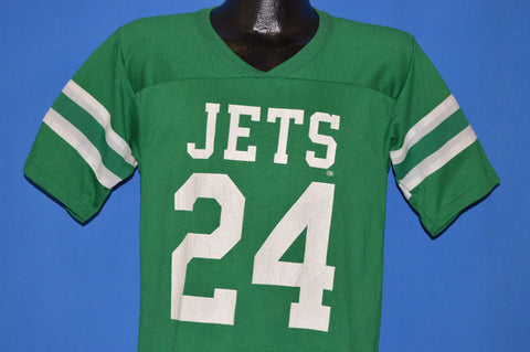 80s New York Jets Freeman McNeil #24 Jersey t-shirt Small