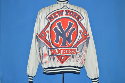 90s New York Yankees Chalk Line Jacket Extra Large