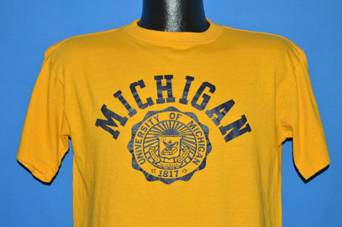 80s University of Michigan Wolverines t-shirt Large