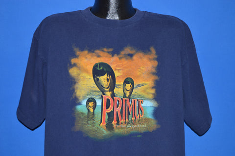 90s Primus Tales From The Punchbowl t-shirt Extra Large
