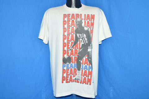 90s Pearl Jam Mookie Blaylock t-shirt Extra Large