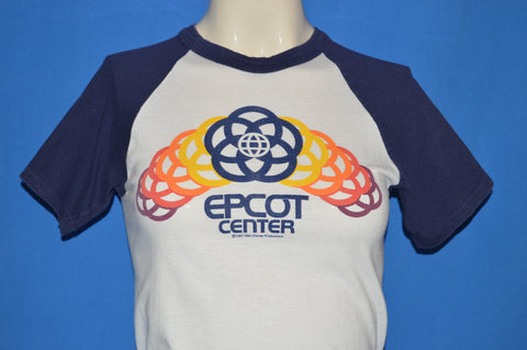 80s Epcot Center Disney World t-shirt Youth Extra Large