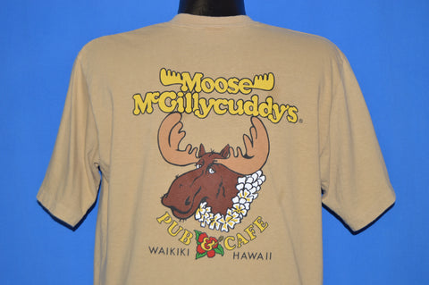 80s Moose McGillycuddy's Hawaii t-shirt Large