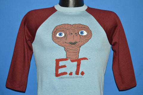 80s E.T. Extra Terrestrial t-shirt Small