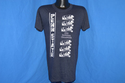 80s Penn State 1982 National Champions t-shirt Small