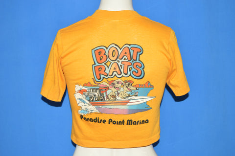 80s Paradise Point Boat Rats t-shirt Small