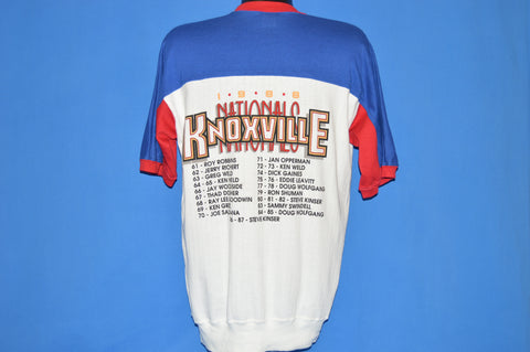 80s Knoxville Nationals 1988 Iowa Sprint Car t-shirt Large
