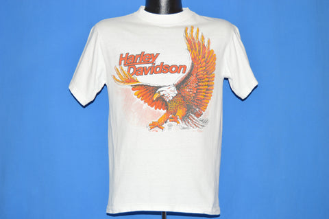 80s Harley Davidson S&S Cycle Amarillo Texas t-shirt Medium