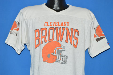 80s Cleveland Browns Champion Jersey t-shirt Large