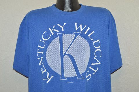 90s Kentucky Wildcats Puffy Paint t-shirt Extra-Large