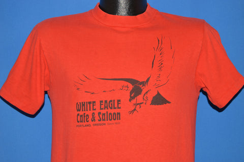 70s White Eagle Cafe and Saloon Portland Oregon t-shirt Small