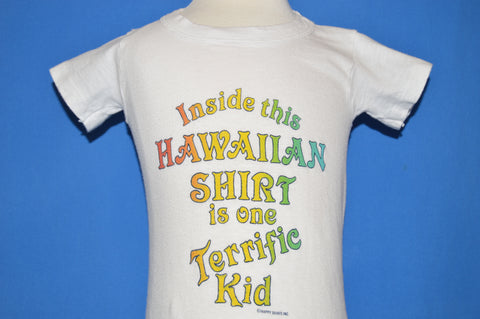 80s Inside This Hawaiian Shirt t-shirt Baby 12-18 Months
