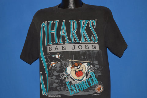 90s San Jose Sharks Tasmanian Devil t-shirt Large