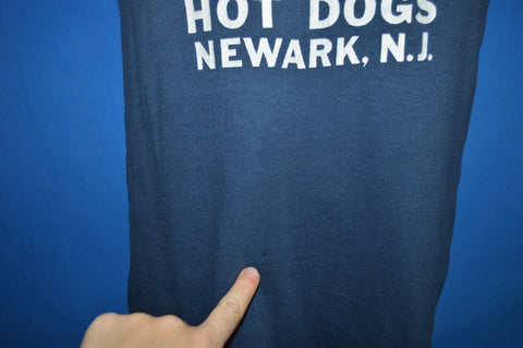 80s Eat Me JJ's Hot Dogs t-shirt Small