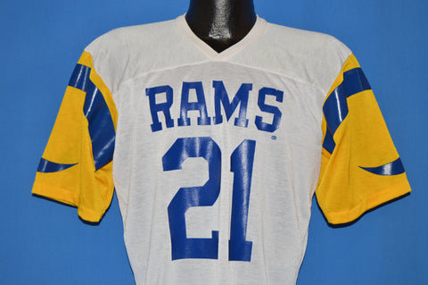 80s Los Angeles Rams Football Jersey t-shirt Medium
