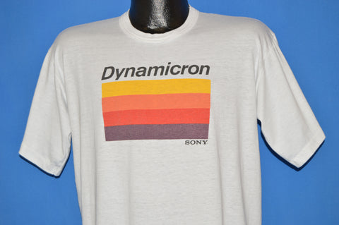 80s Sony Dynamicron Betamax t-shirt Large