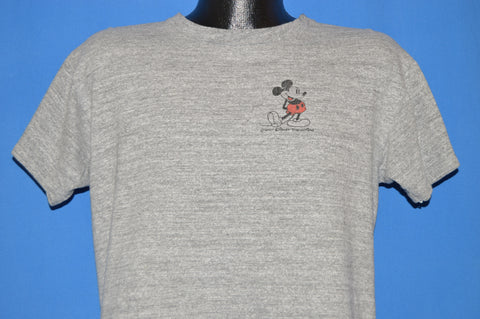 50s Mickey Mouse Walt Disneyland t-shirt Large
