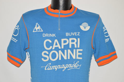 80s Drink Capri Sun Bicycle Jersey t-shirt Small