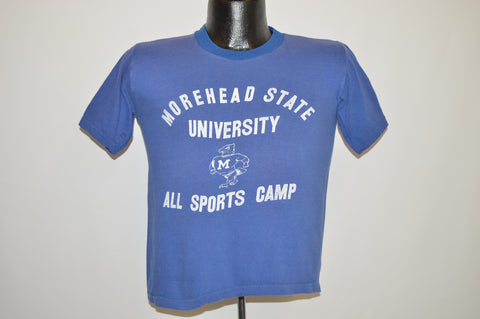 80s Morehead State University t-shirt Small