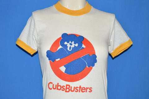80s Chicago Cubs Busters 1984 t-shirt Extra Small