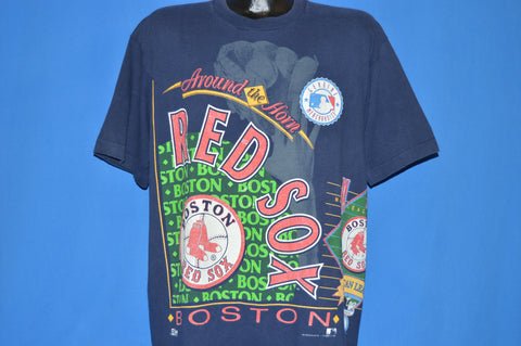 90s Boston Red Sox Around The Horn t-shirt Large