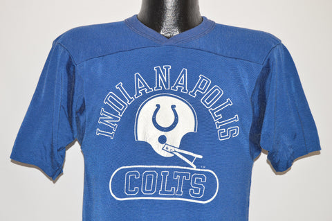 80s Indianapolis Colts Jersey t-shirt Small
