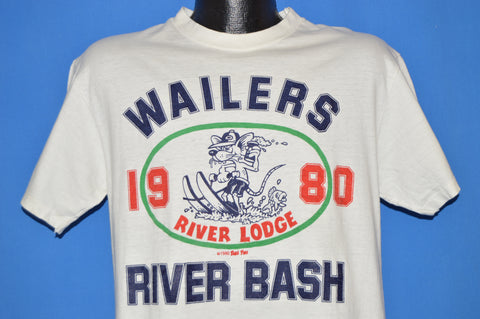 80s Wailers River Bash 1980 River Lodge t-shirt Large