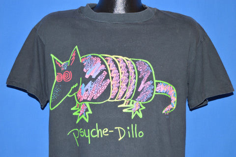 80s Psyche-Dillo Psychedelic Armadillo t-shirt Extra Large