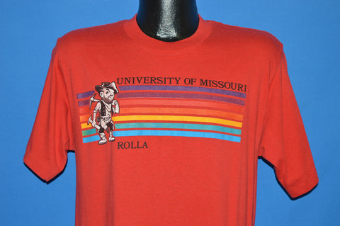 80s University of Missouri Rolla t-shirt Medium