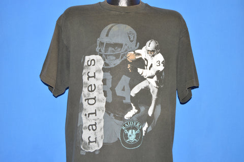 90s Oakland Raiders Bo Jackson #34 t-shirt Extra Large