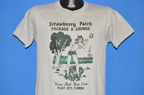 80s Strawberry Patch Pick Your Own t-shirt Small