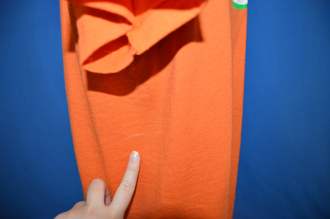 80s Crush Orange Soda t-shirt Extra Large