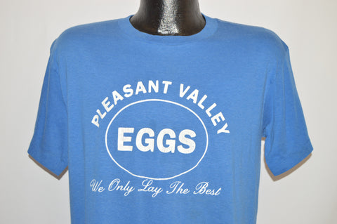 80s Pleasant Valley Eggs t-shirt Large